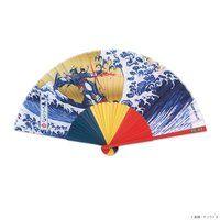 STRICT-G JAPAN 西川庄六商店『機動戦士ガンダム』 マルチカラー布扇子 浪裏ガンダム