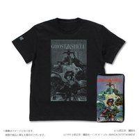 VIDESTA GHOST IN THE SHELL/攻殻機動隊 ノートリミング版 VCパッケージ ポーチ&Tシャツ