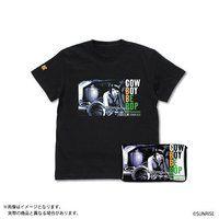 VIDESTA COWBOY BEBOP 5巻 VCパッケージ ポーチ&Tシャツ