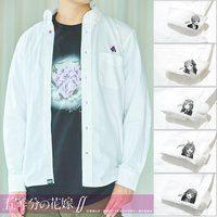 五等分の花嫁∬×HTML ZERO3 Sister Rose Oxford L/S Shirt