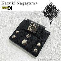 仮面ライダーゼロワン×KAZUKI NAGAYAMA WALLET(S) 迅モデル
