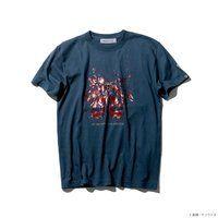STRICT-G『機動戦士ガンダムUC』 OVA10周年記念 Tシャツ シナンジュ柄