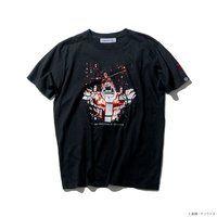 STRICT-G『機動戦士ガンダムUC』 OVA10周年記念 Tシャツ ユニコーンガンダム柄