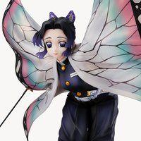 ギャルズシリーズ 鬼滅の刃 胡蝶しのぶ