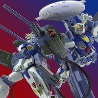 MG 1/100 ガンダムF90用 ミッションパック Eタイプ&Sタイプ【2020年12月発送】
