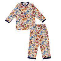 総柄パジャマ