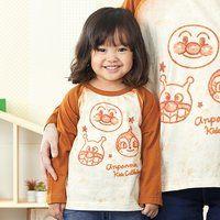食パンラグラン長袖Tシャツ