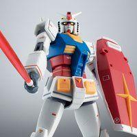 【TNT限定品】ROBOT魂 <SIDE MS> RX-78-2 ガンダム ver. A.N.I.M.E. 〜リアルマーキング〜