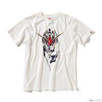 STRICT-G JAPAN 『機動戦士Zガンダム』 Tシャツ Zガンダム筆絵