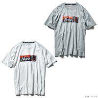 STRICT-G × NANGA 『機動戦士Zガンダム』 Tシャツ