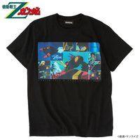 機動戦士Zガンダム エピソードTシャツ EP42 「さよならロザミィ」