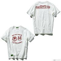STRICT-G.ARMS『機動戦士ガンダム』Tシャツ MS-06S