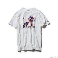 STRICT-G『機動戦士Zガンダム』Tシャツ MSZ-006