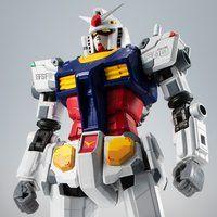 ROBOT魂 <SIDE MS>RX-78F00 ガンダム