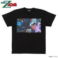 機動戦士Zガンダム エピソードTシャツ EP49‐1 「生命散って」