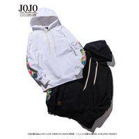 ジョジョの奇妙な冒険×glamb  Giorno Giovanna's stand hoodie