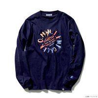 STRICT-G『機動戦士ガンダムSEED』 長袖Tシャツ O.M.N.I.