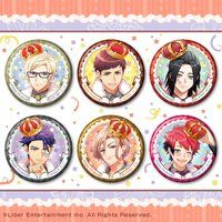 【抽選販売】A3! ホログラム缶バッジ 〜Happy×2 Birthday Autumn Troupe!〜