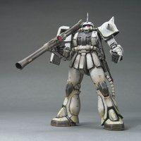 MG 1/100 MS-06J ザク Ver.2.0 ホワイトオーガー