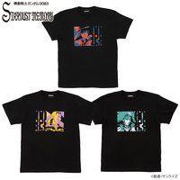 機動戦士ガンダム0083 STARDUST MEMORY トライカラーアイテム Tシャツ