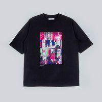仮面ライダーエグゼイド デザインTシャツ −MARKINGー |HENSHIN by KAMEN RIDER