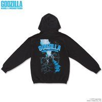 GODZILLA King of the Monsters パーカー 2種