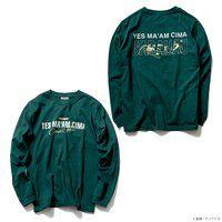 STRICT-G 『機動戦士ガンダム0083 STARDUST MEMORY』長袖Tシャツ シーマ・ガラハウ