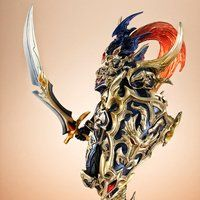 ART WORKS MONSTERS 遊☆戯☆王デュエルモンスターズ  カオス・ソルジャー 〜超戦士降臨〜