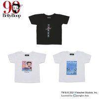 BETTY BOOP 親子リンクTシャツ(子供用)