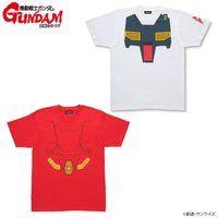 機動戦士ガンダム 逆襲のシャア MSなりきりTシャツ