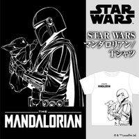 マンダロリアン/The Mandalorian The child Art Tシャツ【再販】