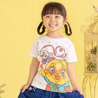 メロンパンナちゃん ロールパンナ半袖Tシャツ