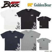 仮面ライダーBLACK Goldenbear(ゴールデンベア)Tシャツ