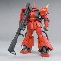 MG 1/100 MS−06R−2 ジョニー・ライデン専用ザク Ver.2.0