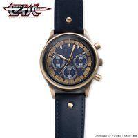 仮面ライダーセイバー ソードオブロゴス クロノグラフ腕時計