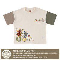 玉乗り柄半袖Tシャツ