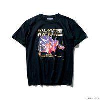 STRICT-G『機動戦士ガンダム 閃光のハサウェイ』 Tシャツ 箔グラデーション Ξ(クスィー)ガンダム【2次:2021年8月発送】