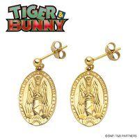 TIGER & BUNNY 女神 silver925 ピアス