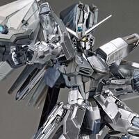 MG 1/100 【ガンダムベース限定】 フリーダムガンダム Ver.2.0[シルバーコーティング]【2022年3月発送】