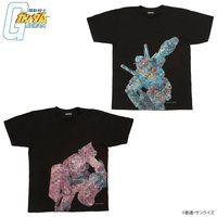 劇場版機動戦士ガンダム スクリーンショットデザイン Tシャツ 【2021年8月発送】