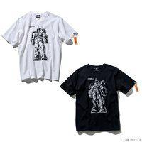 STRICT-G NEW YARK Tシャツ MS Collage シャア専用ザクII柄