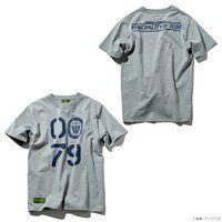 STRICT-G.ARMS『機動戦士ガンダム』Tシャツ 0079