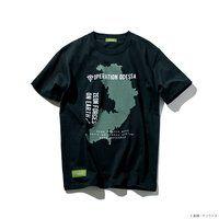 STRICT-G.ARMS『機動戦士ガンダム』Tシャツ ODESSA