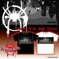 Marvel スパイダーマン: スパイダーバース/Spider-Man: Into the Spider-Verse Tシャツ Fall