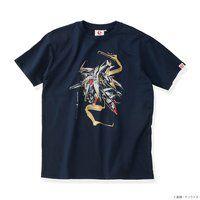 STRICT-G JAPAN 『機動戦士ガンダム 閃光のハサウェイ』 Tシャツ 筆絵風ペーネロペー【2次:2021年10月発送】