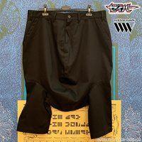仮面ライダーセイバー written words Big Saruel Pants (ビッグサルエルパンツ)神山飛羽真モデル