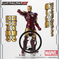 アクリルロゴディスプレイEX Marvel ヒーローマーク アイアンマン