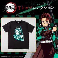鬼滅の刃 Tシャツコレクション【十二次受注:2021年11月発送】