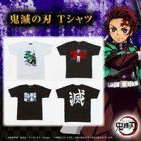 鬼滅の刃 Tシャツ【二十二次受注:2021年12月発送】