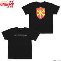 機動戦士ガンダムF91 Tシャツ クロスボーン・バンガード
